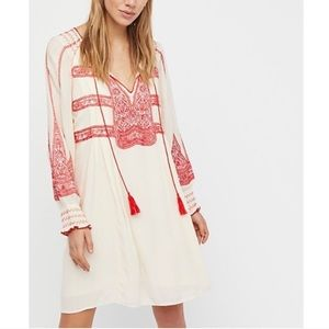 Free People Willow Wind Dress NWOT